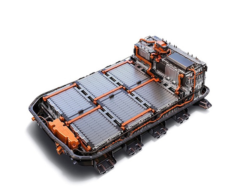 electric vehicle battery - Chevrolet bolt battery pack. A cargo-only model has been rolled out for fleet usage.